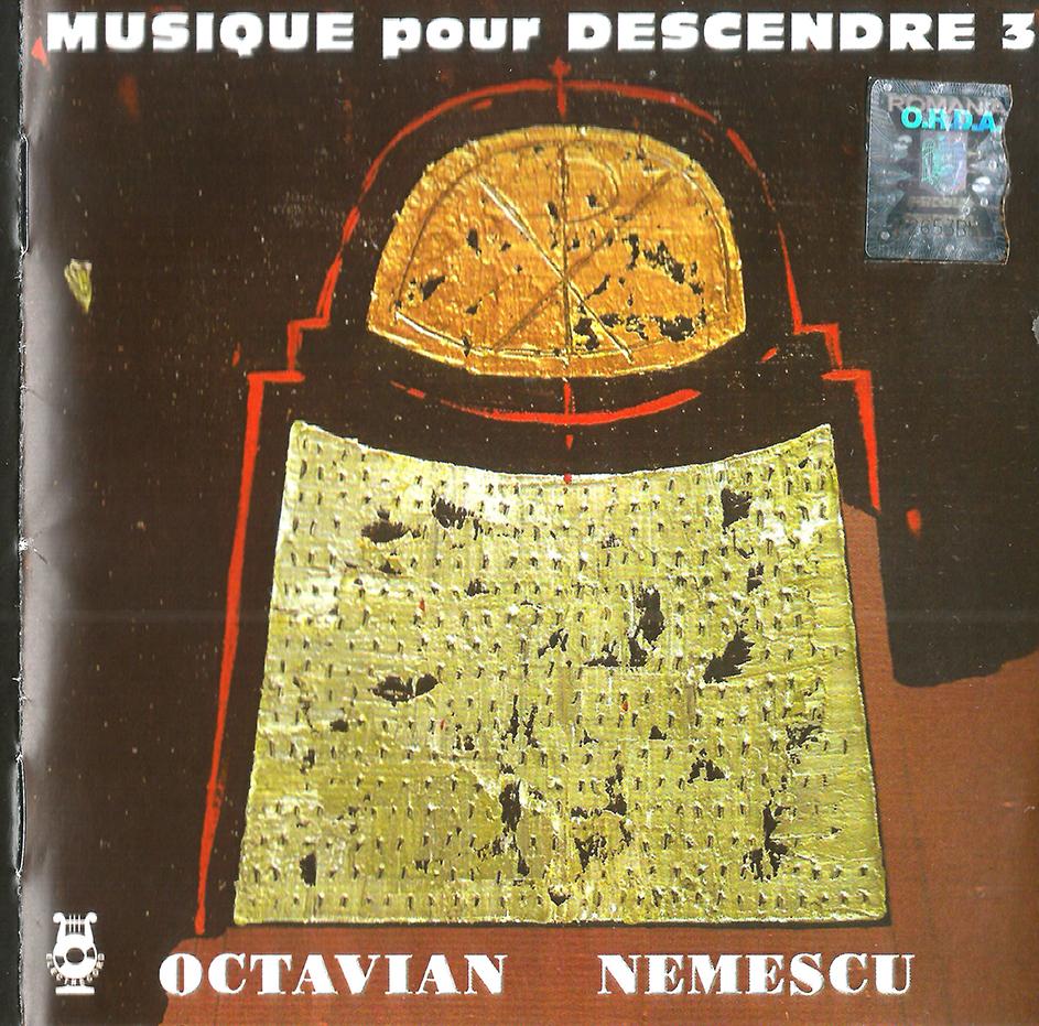 cd 11 Musique pour descendre 3 – A
