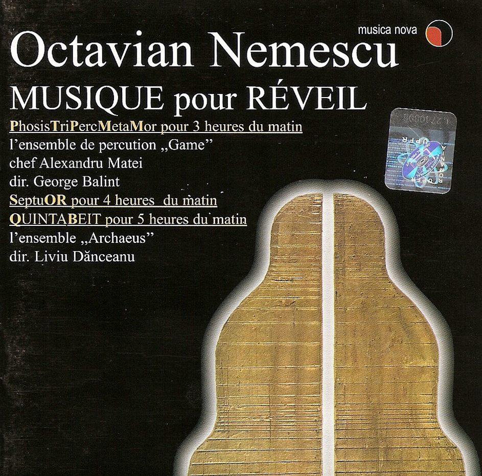 cd 5 Musique pour Reveil – A